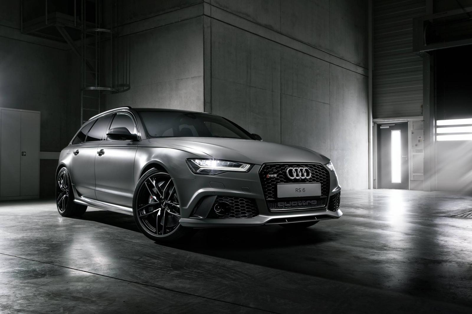 Audi Shows Its Love For The Station Wagon With Exclusive Rs6 Avant