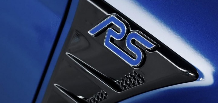 Ford Focus RS Fender Badge