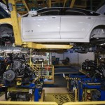 Ford Mondeo Hybrid Production Start Valencia Spain 02