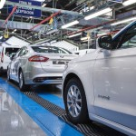 Ford Mondeo Hybrid Production Start Valencia Spain 04
