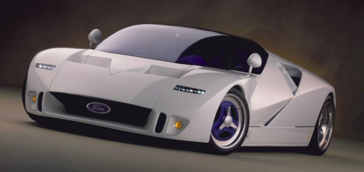 2002 Ford GT90 Concept