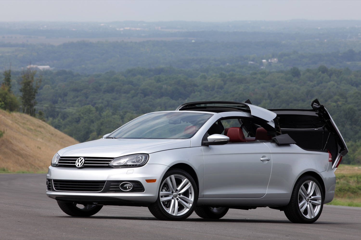 volkswagen rules out eos successor. Black Bedroom Furniture Sets. Home Design Ideas