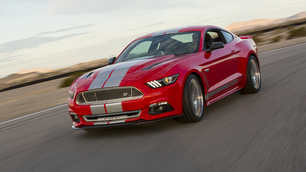 2015 ford shelby gt - photo #17