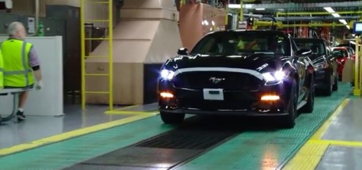 2015 Ford Mustang at Flat Rock Plant 02