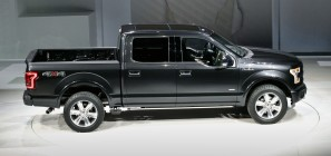 2015 Ford F-150 Edges Chevy Silverado in Latest Test