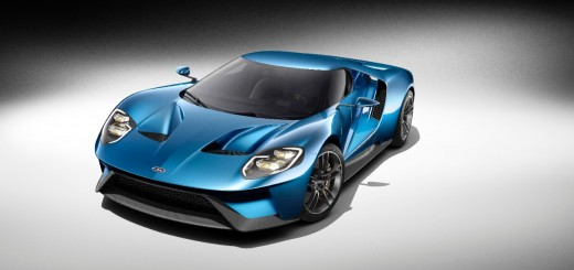 2016 Ford GT 01