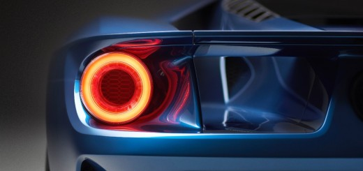 2016 Ford GT 11