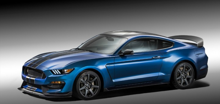 2016 Ford Mustang Shelby GT350R 01