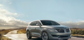 2016 Lincoln MKX Leaked Photos 01