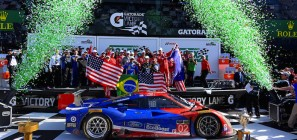 Ford EcoBoost Chip Ganassi Daytona Win