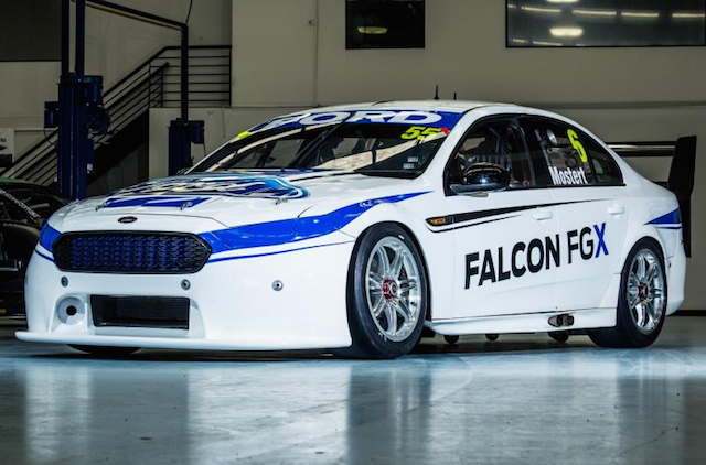 New Ford Falcon Fg X Approved For V8 Supercars Season