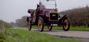 Ford Model T driving lesson XCAR