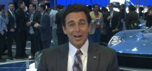 Mark Fields Ford CEO ABC News