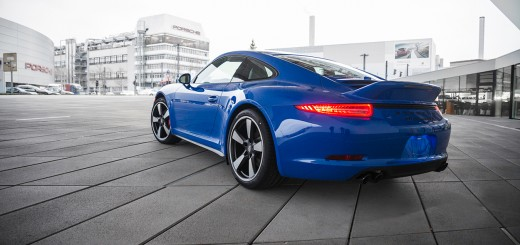Porsche 911 GTS Club Coupe