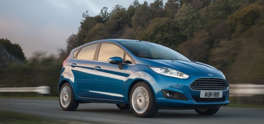 Ford Fiesta No.1 in Europe For 3 Years Running