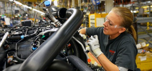 2015 Ford F-150-assembly