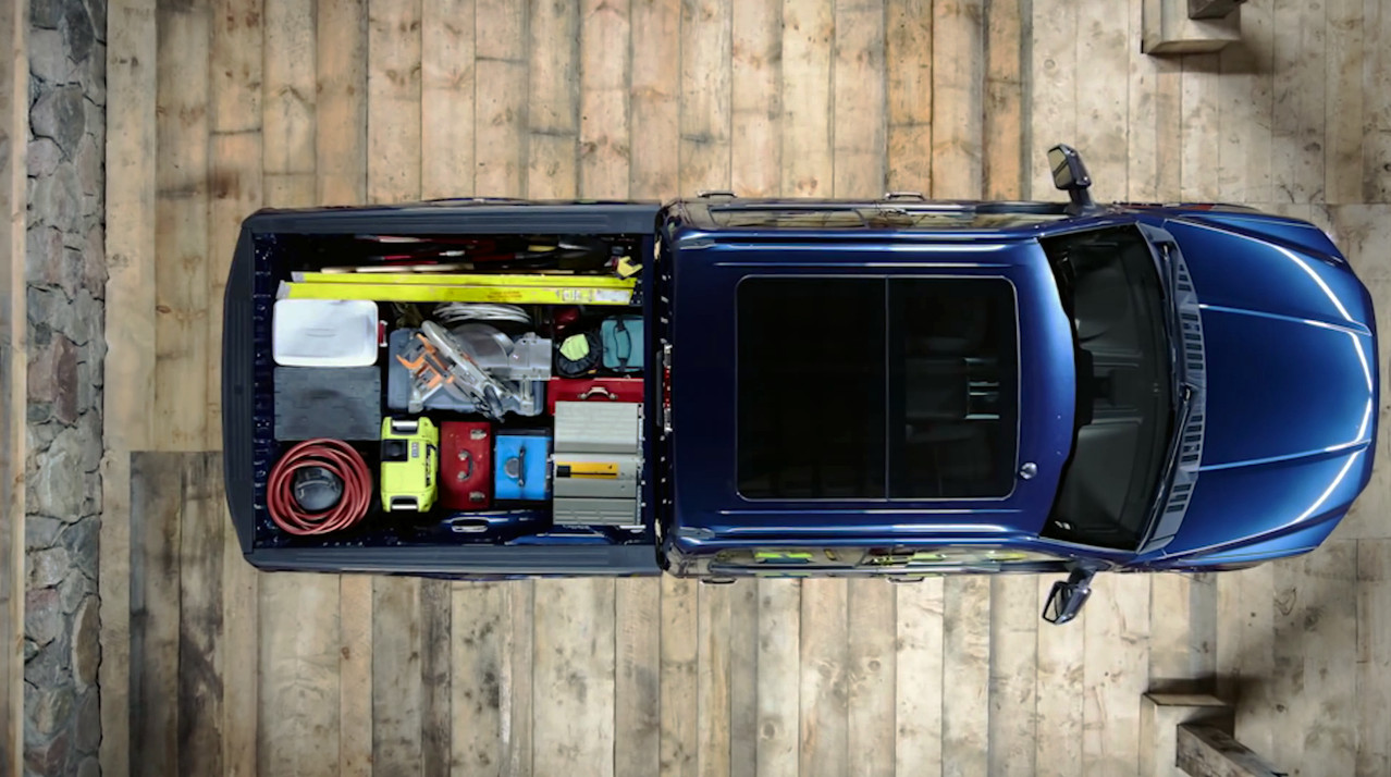 The 2015 Ford F-150's Sizable Storage Capacity | Motrolix