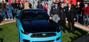 2015 Pettys Garage Ford Mustang