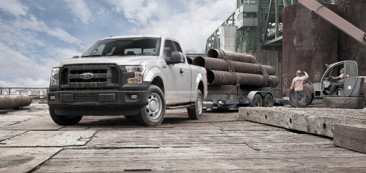 Barrick Gold USA Orders Fleet of 2015 Ford F-150s