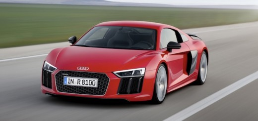 R8 V10 Plus model shown