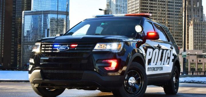 2016 Ford Police Interceptor Utility 01