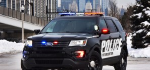 2016 Ford Police Interceptor Utility 05