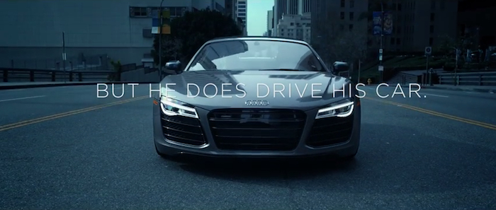 Buy An Audi R Feel Like Christian Grey Video - Buy an audi