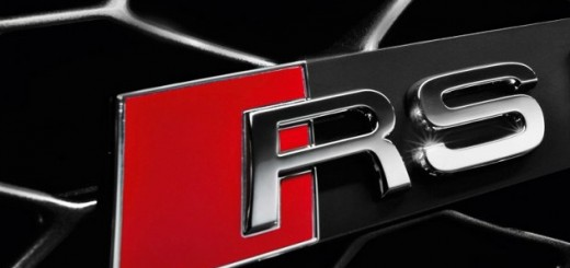 Audi RS Badge