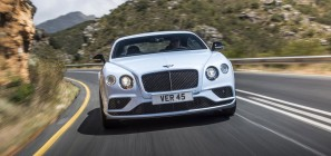 Bentlet's revised Continental GT Cabriolet comes storming into Geneva