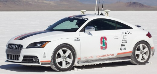 Driverless Audi TT Shelley Stanford