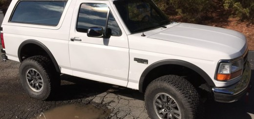 Ford Bronco Raptor Conversion
