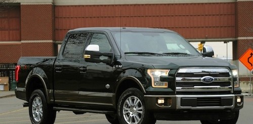 Ford F-150 Rouge Center