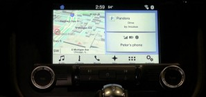 Ford SYNC 3 infotainment