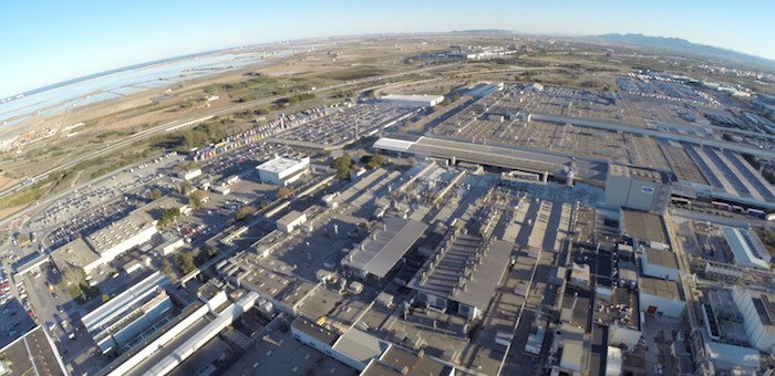 Ford Invests €2.3 billion in Valencia Operations in Spain; Hig
