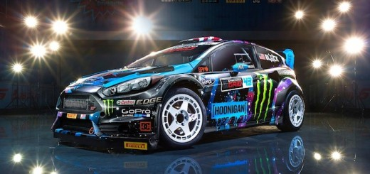 Ken Block Global Rally Cross Car