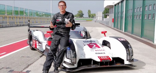 Motor Trend Ignition Audi R18 Video