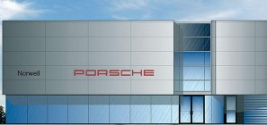 Porsche Dealership of Norwell-Boston