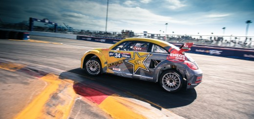 Tanner Foust's No. 34 Beetle GRC