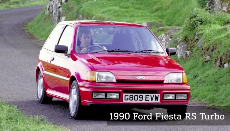 the ford rs throughout the years video. Black Bedroom Furniture Sets. Home Design Ideas