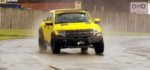 2014 F-150 VelociRaptor Top Gear Video