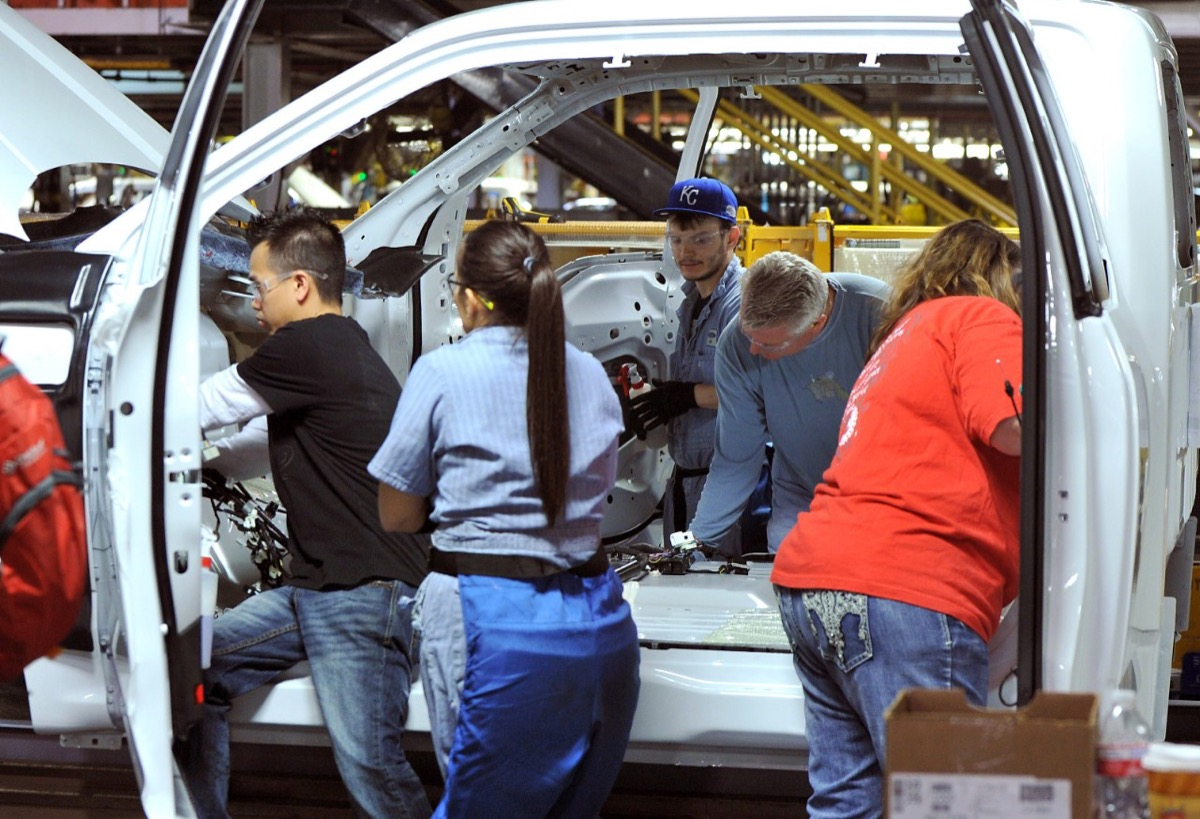 Ford kansas city assembly plant careers for Plant city department of motor vehicles