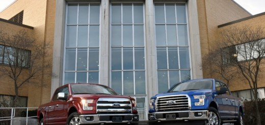 2015 Ford F-150 Kansas City Assembly Plant - Job One - Truck 2