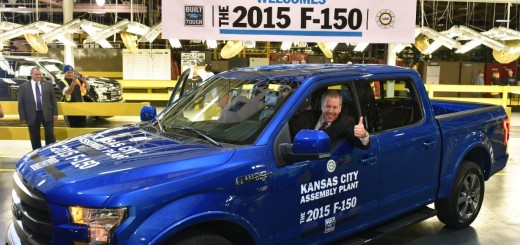 2015 Ford F-150 Kansas City Assembly Plant - Joe Hinrichs 02