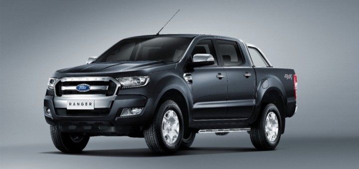Refreshed 2015 Ford Ranger Debuts In Thailand