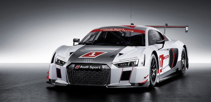 Audi R8 Lms Gt3 And 2016 R8 Similarities