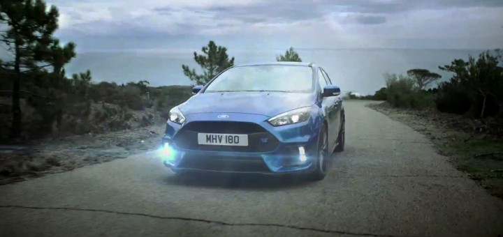 2016 Ford Focus RS-video