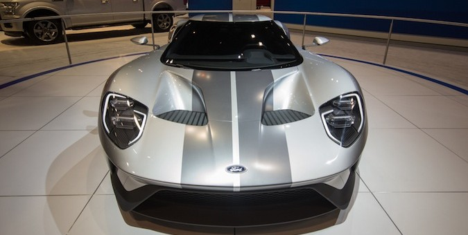 2016 Ford GT Chicago