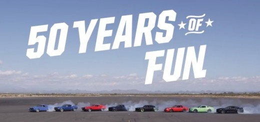 50 Years Of Fun - Mustang 50 Years Anniversary Video 01
