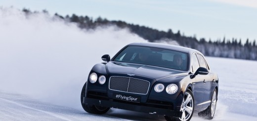 Bentley Flying Spur - 2015 Bentley Power on Ice 01