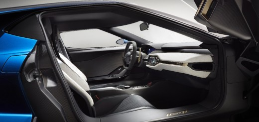 Ford GT Interior Photo